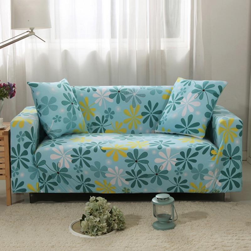 Awesome Turquoise Slipcover sofa