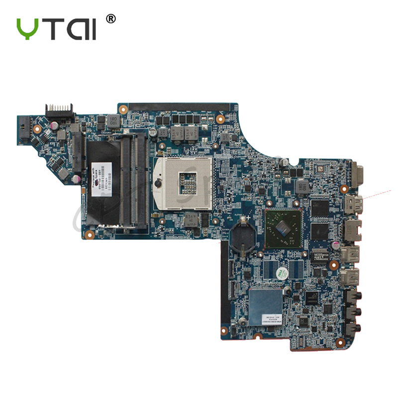 DV6 6000 laptop motherboard 659150 001 for HP Pavilion DV6 motherboard DDR3 HD7400mM 1G 100 tested