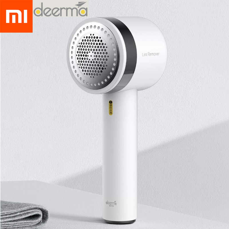Xiaomi Mijia Deerma Lint Remover Hair Ball Trimmer Sweater Remover Portable 7000r/min Motor Trimmer Concealed sticky Hair Tube