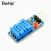 Single Bus Digital Temperature And Humidity Sensor DHT11 Module Electronic Building Blocks To Dupont Line