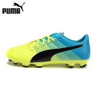 Original PUMA EvoPOWER 3 3 AG Power Men S Soccer Shoes Football Sneakers