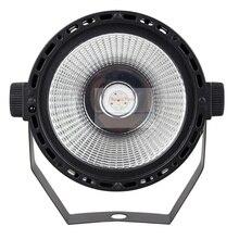 2020 새로운 도착 플라스틱 파 조명 30W RGBW 4IN1 높은 밝기 COB 파 캔 DMX 8 채널 좋은 DJ 디스코 미니 콘서트