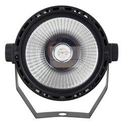 2020 NEW Arrival plastikowe światła Par 30W RGBW 4w1 wysokiej jasności COB reflektory Par DMX 8 kanał dobre dla DJ Disco Mini koncert w Oświetlenie sceniczne od Lampy i oświetlenie na