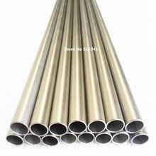 Grade 5 Titanium SEAMLESS tube Gr.5 Gr5 ttanium трубы OD35mm Внутренний 30 мм толщина 2.5 мм Длина 1500 мм, бесплатная доставка