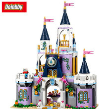 Lepin 25014 Princess Series Dream Castle Girl Friends Building Block Brick Toys Kids Gifts 655Pcs Compatible 41154
