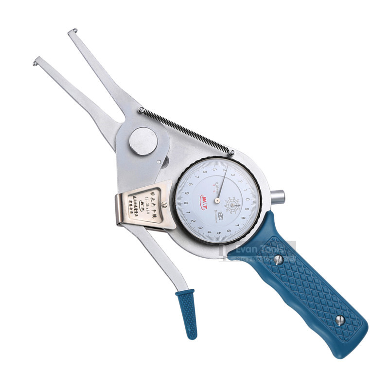 ФОТО Metric Inside Dial Caliper Gauges  15-35*50mm Accuracy 0.01mm Shockproof Carbide Measuring Points Micrometer