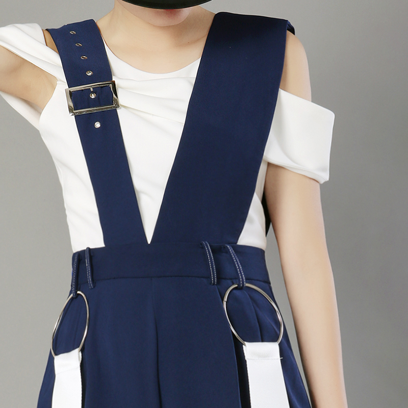 470eddd21c90 Detail Feedback Questions about TWOTWINSTYLE Ribbons Jumpsuits Women ...