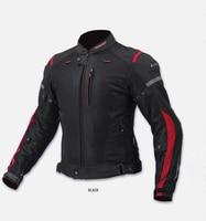 Free Shipping 2018 New JK069 motorcycle jacket summer mesh breathable racing anti drop jacket MEn's riding suits