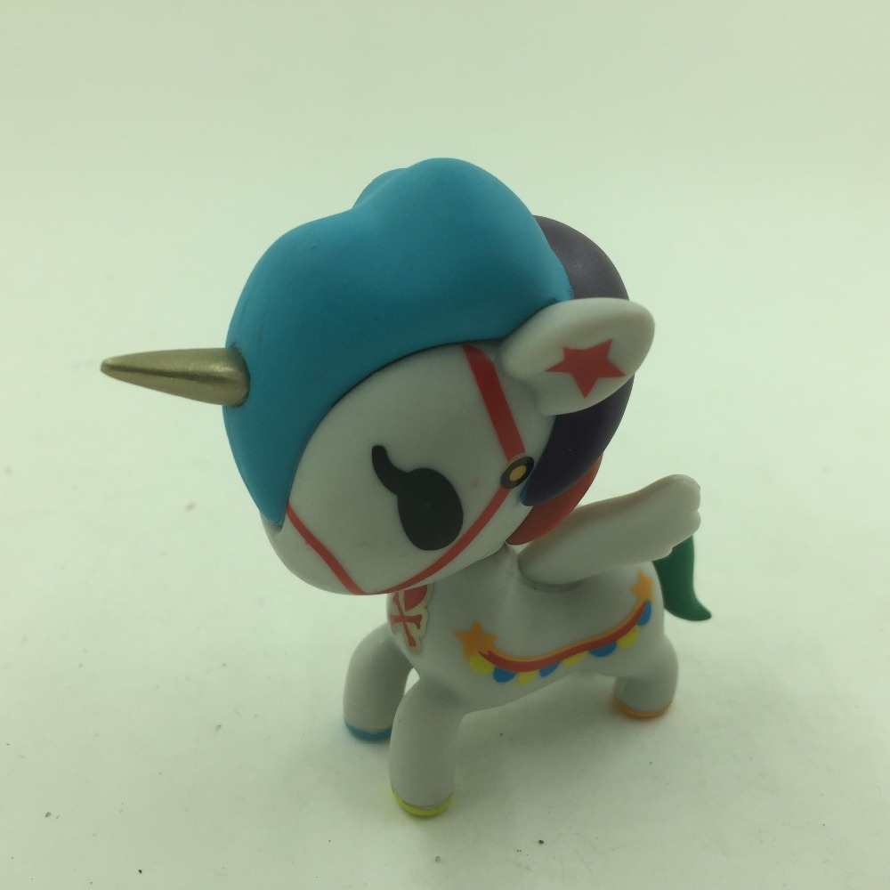 "Tokidoki Mystery Unicorno Series 4 CAN CAN 2.5/"" Vinyl Mini Figure Toys"