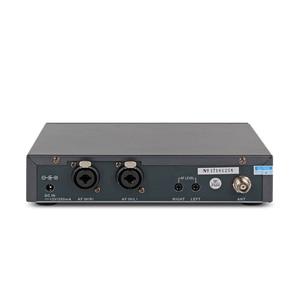 Image 4 - G MARK PSM 500 dans loreille moniteur système en direct UHF sans fil stéréo récepteur personnel scène casque 1 canal 1 son écouteurs