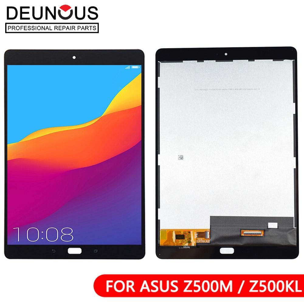 Nouveau pour ASUS ZenPad 3 S 10 Z500M P027 Z500KL P001 Z500 LCD affichage matrice écran tactile numériseur capteur tablette PC assemblage