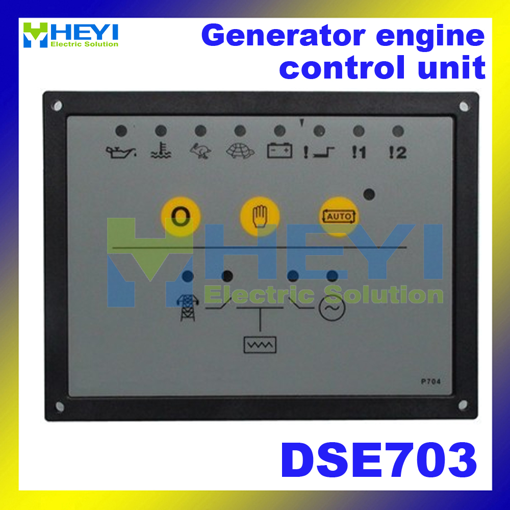 Generator Set Autostart Controller DSE703 Generator controller genset controller generator set autostart controller dse703 generator controller genset controller