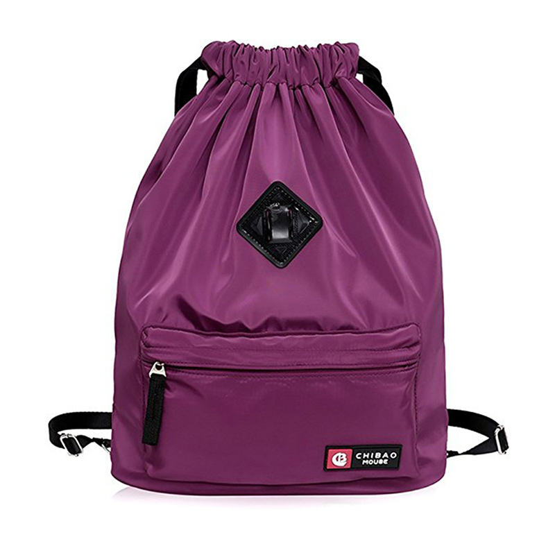 805ccd22a9 À prova d' água Saco de Desporto Gym Bag Softback Mochilas Esportivas  Mulheres Homens Acessórios Saco de Sacos De Desporto Para Ginásio de  Esportes de ...