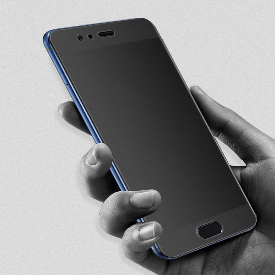 Huawei P Akıllı için 2019 Nova 4 Tadını Çıkarın 9 Mat Buzlu 9 H Temperli Cam Onur 10 Lite 8X max Görünüm 20 Sihirli 2 Ekran Koruyucu