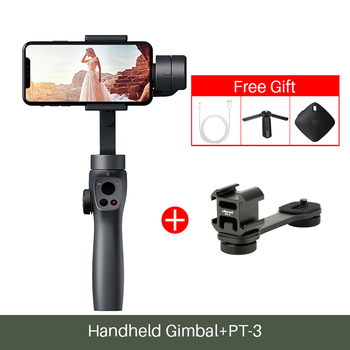 Accessories Yeni Capture2 3-Axis Action Camera Smartphone Gimbal Stabilizer 3-Axis