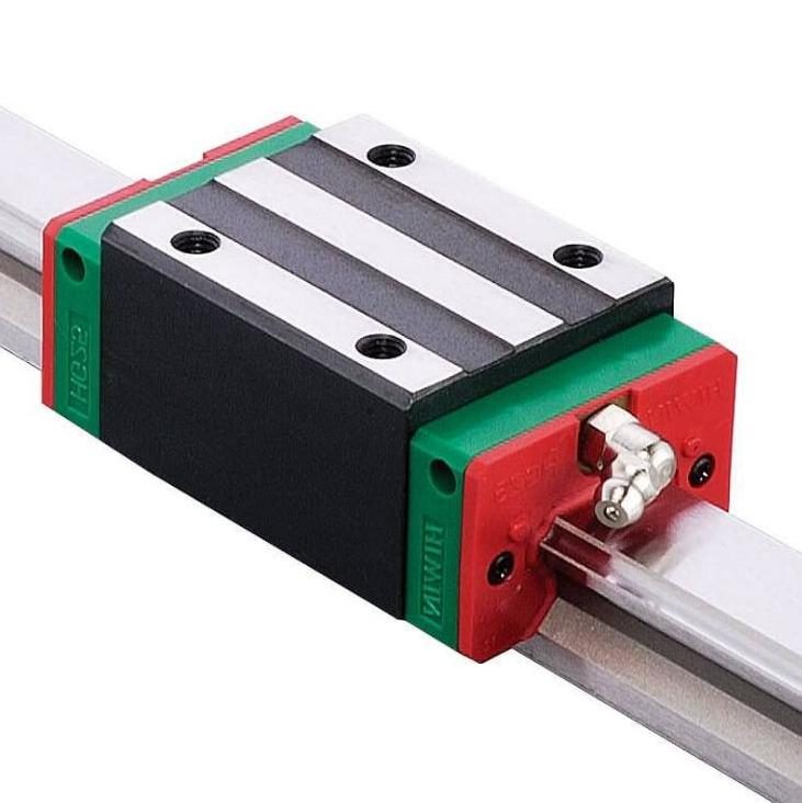 все цены на 1pcs 100% original Hiwin linear guide HGR30 -L 500mm + 1pcs HGH30CA narrow block for cnc router онлайн