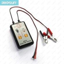 Топливная форсунка тестер автомобильный топливный насос Системы анализатор 4 режимов импульса Allsun EM276 инжектор Давление датчик