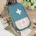Nuevo Hogar Acampar Al Aire Libre botiquín de Primeros Auxilios bolsa de Supervivencia Portable envío libre de Caja (Verde)