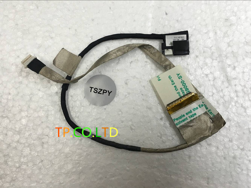 New Free Shipping For <font><b>LENOVO</b></font> IdeaPad <font><b>S205</b></font> E300 50.4MN01.002 Laptop LED LCD Screen LVDS VIDEO FLEX Ribbon Connector Cable image
