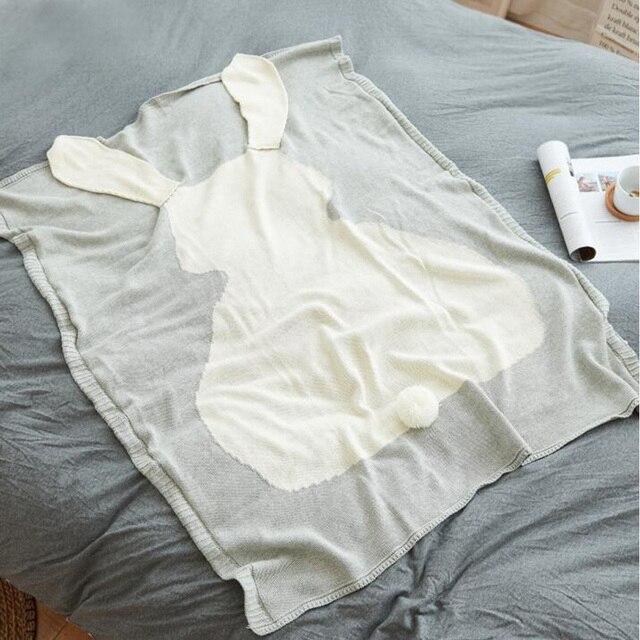 Transpirable Mantas de Bebé de Algodón ropa de Cama Cubierta de ...