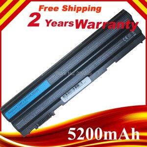 11.1V 4400mAh Laptop Battery For Dell 8858X 8P3YX 911MD Vostro 3460 3560 Latitude E6420 E6520 For Inspiron 7420 7520 7720 5420