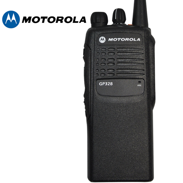 2017 plus r cent motorola portable talkie walkie gp328 uhf - Talkie walkie professionnel longue portee ...