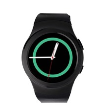 Paragon smart watch bluethooth sim-karte tf-karte pulsmesser smartwatch für huawei apple samsung gear 2 s2 s3 moto 360 2