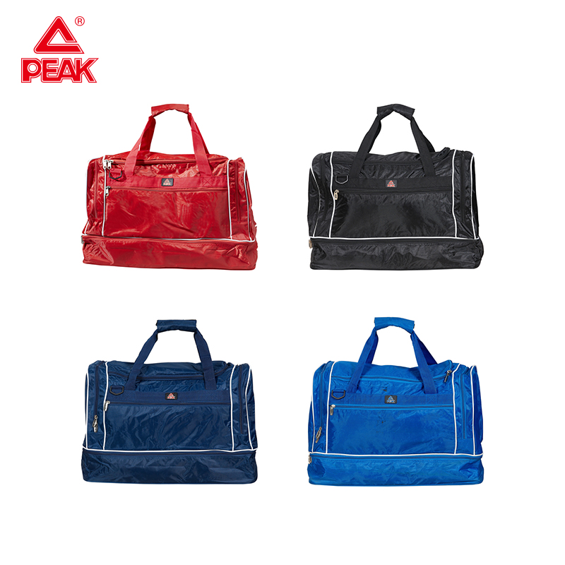 Peak Sports Gym Bag Travel Bag For Men and Women for Mobile Sports Bags Large Capacity BW30210 in Running Bags from Sports Entertainment