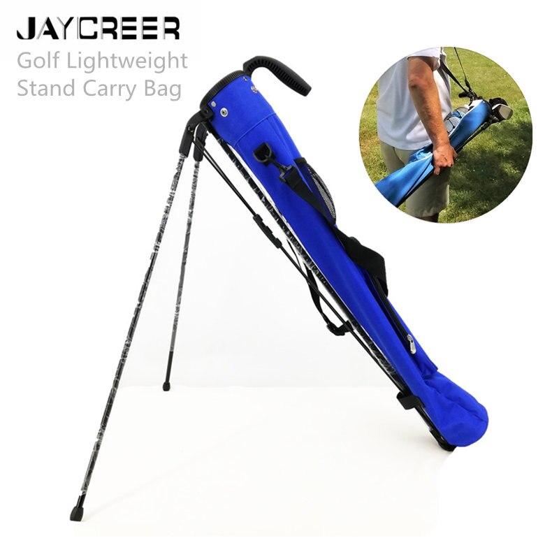 JayCreer Golf Stand Carry Bag Pitch and Putt Golf Lightweight Stand Carry Bag