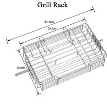 Полка для микроволновой печи, пустая решетка с высоким шасси, кронштейн для жарки, воздушная фритюрница, аксессуары для электрической плиты, решетка для гриля