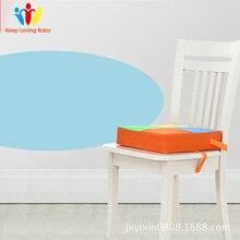Детский обеденный стул, увеличивающая рост подушка для сиденья, переносное сиденье Подушка, обеденный стол, многофункциональные складные стулья