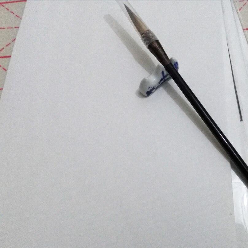 35 лист белый Живопись Бумага Суан Бумаги Рисовая Бумага Китайской Живописи и Каллиграфии 36 см * 25 см