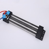 Durable Electric Ceramic Thermostatic PTC Heating Element Heater Insulated Air Heater 430x50mm 2000W 220V