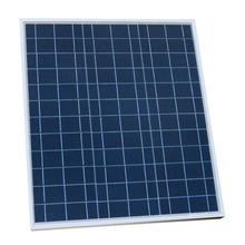 40w 18v poly solar panel  pv Rv boat for charge 12v battery , solar system, solar appliances
