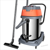 industrial vacuum cleaner 220V 3500W wet & dry dual purpose vacuum cleaner multi filter commercial high power dust collector new