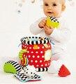 Кэндис го! многофункциональный мягкие цвета и формы баррель плюшевые блоки обнаружения цилиндр ребенок поймать игрушка в подарок 1 шт.