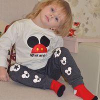 New Fashion Kids Baby Boys Girls Cartoon Pajama Sets 2PCs Children Sleepwear Homewear Sleepwear Long Sleeve