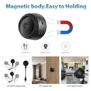 Image 4 - A9 1080P Mini Camera WiFi Smart Wireless Camcorder Home Security P2P Camera Night Vision Video Micro Small Cam Motion Detection