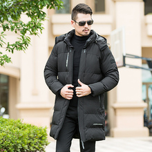 2017 New big size 8XL 7XL 6XL Fashion Men's Clothing High Quality Casual Windproof Winter Warm Jackets And Coats For Men Parka