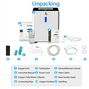 Image 3 - Professional good quality medical equipment legend electric oxygen concentrator with low price