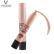 MISS ROSE Lady Highlight Contour Stick Beauty Makeup Face Powder Cream Shimmer Concealer Pen New