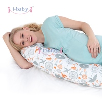 I Baby Full Body Pregnancy Pillow Maternity Nursing Support Cushion W Washable Pillow Cover C Shaped