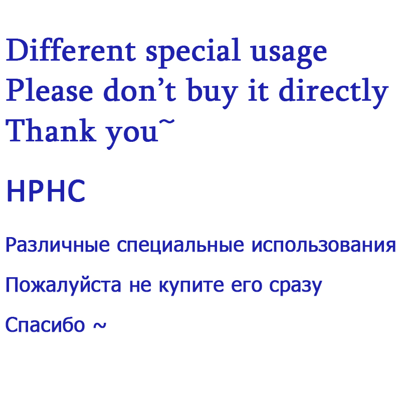 Please don't buy it directly,Price for Special diamonds Use,If you have any require,please contact us first.thank you