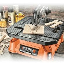 Новое поступление WX572 Настольная пила 650 W 220 V-240 V Портативная деревообрабатывающая многофункциональная пила и лобзик для дерева/металла/плитки