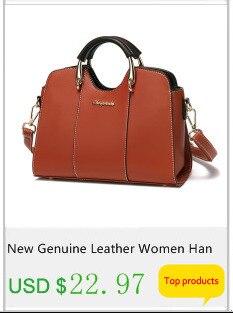 bolsa rebites de couro das mulheres mensageiro