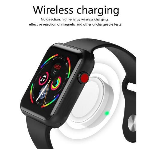 Smartwatch phone Wrist Smart Watch Series 4 Heart Rate Monitor bluetooth for iphone 7 8 X