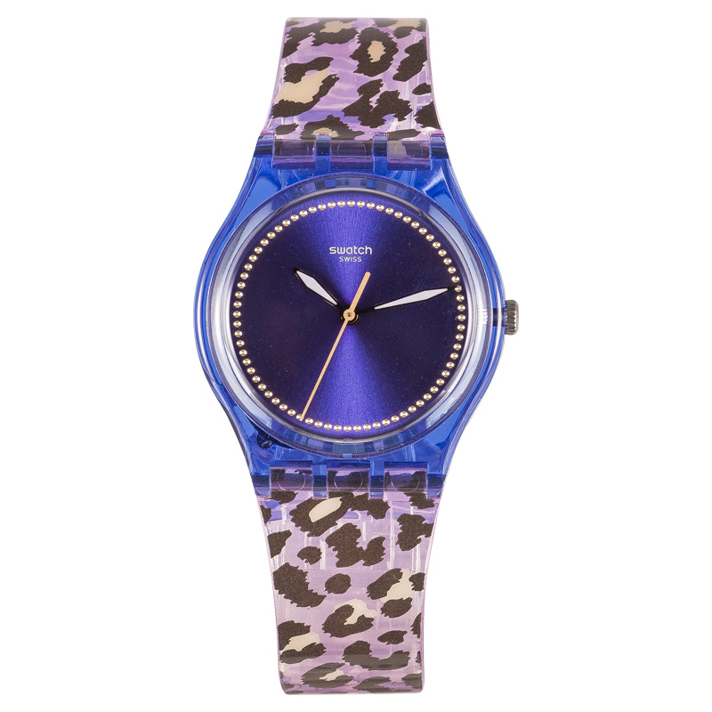Swatch watch classic color password series Colorful print quartz watch GV130 parker ручка роллер sonnet stainless steel gt