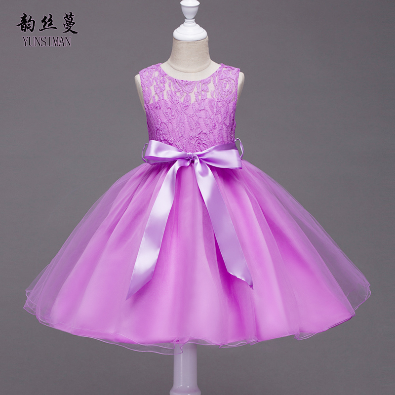 Fashion Kids Girls Wedding Dresses Size 4 6 8 10 Years Green Lace Party Princess Evening Tutu Dress Girls Teens Clothes 7 9 1M09 summer flower children princess dresses for wedding and party 1 2 3 4 5 6 7 8 years girls clothes new style toddlers kids dress