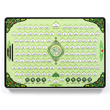 Full section Quran electronic learning machine ypad toy for Muslim kid,touch screen reading tablet educational toy for children
