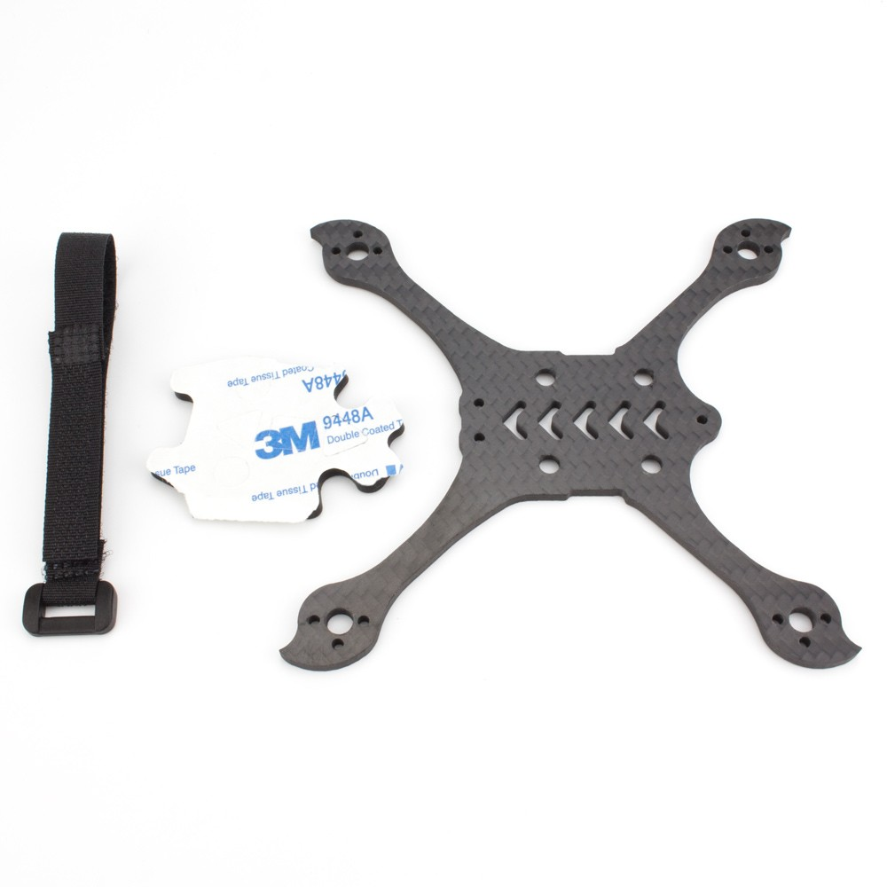 Image 5 - Babyhawk Race Pro 2.5 Parts Bottom Plate Pack ,Nonslip Pad And Battery Strap-in Parts & Accessories from Toys & Hobbies